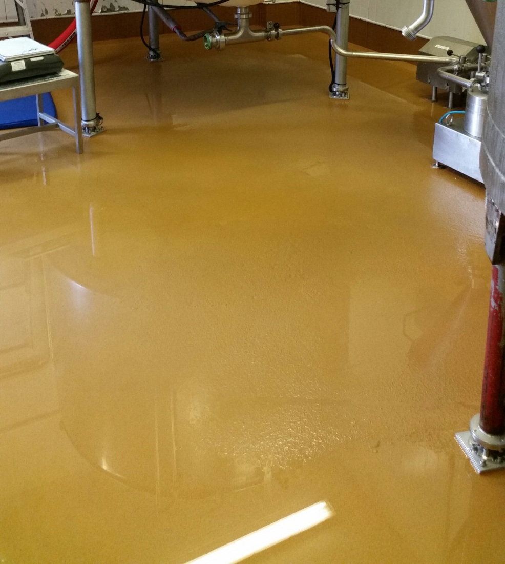 Industrial Amp Resin Floor Coatings Sealcrete Nz